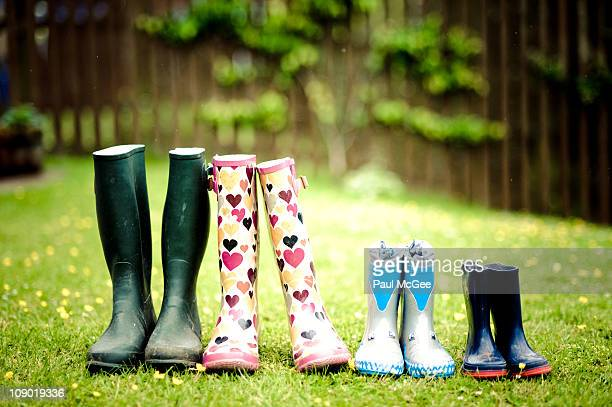 A Family of Wellies