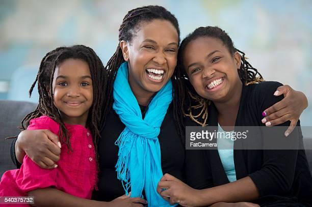 Famiglia di donne