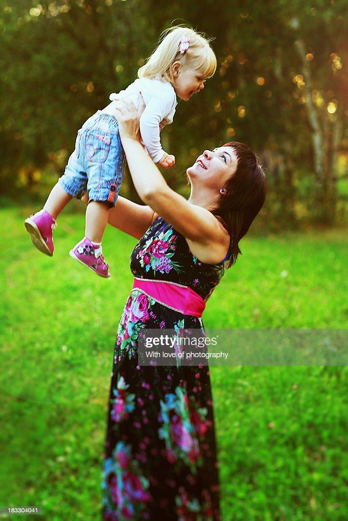 Family Photography: I love my aunty!