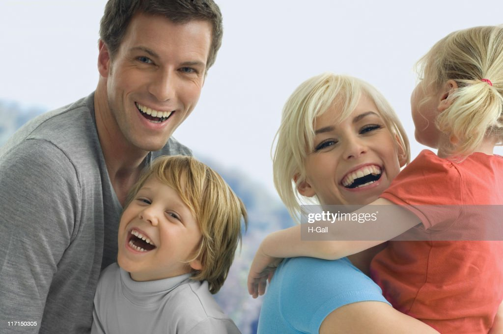 Familie : Stock Photo