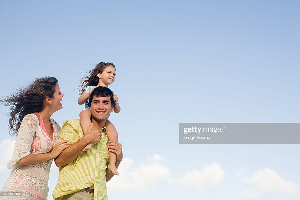 A family : Stock Photo