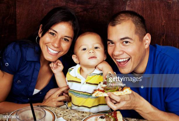 Família de Pizza