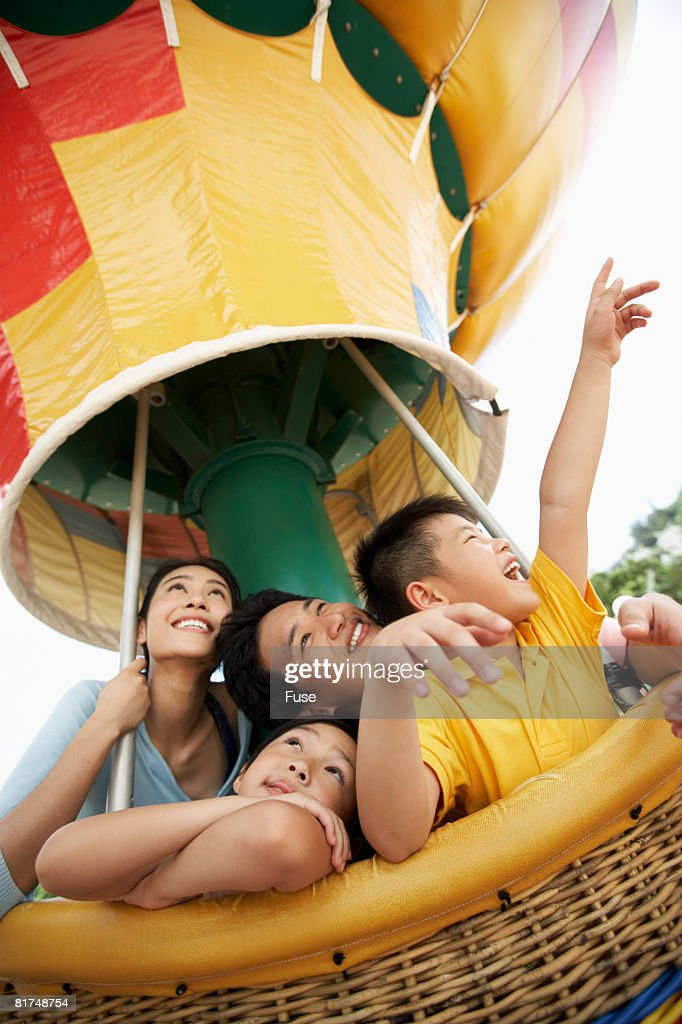 Family Riding Amusement Ride