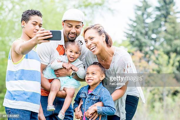 Famille des autophotos