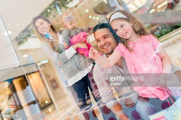 Família de Compras