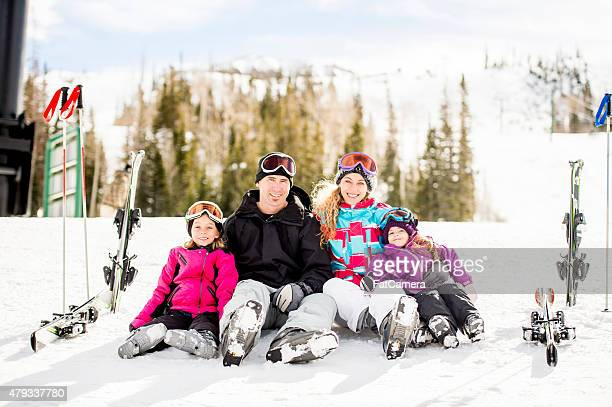 Family Ski Vacation