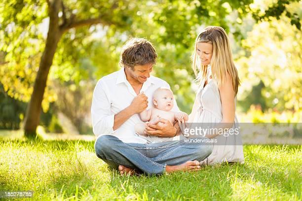 Familia Pase tiempo de calidad