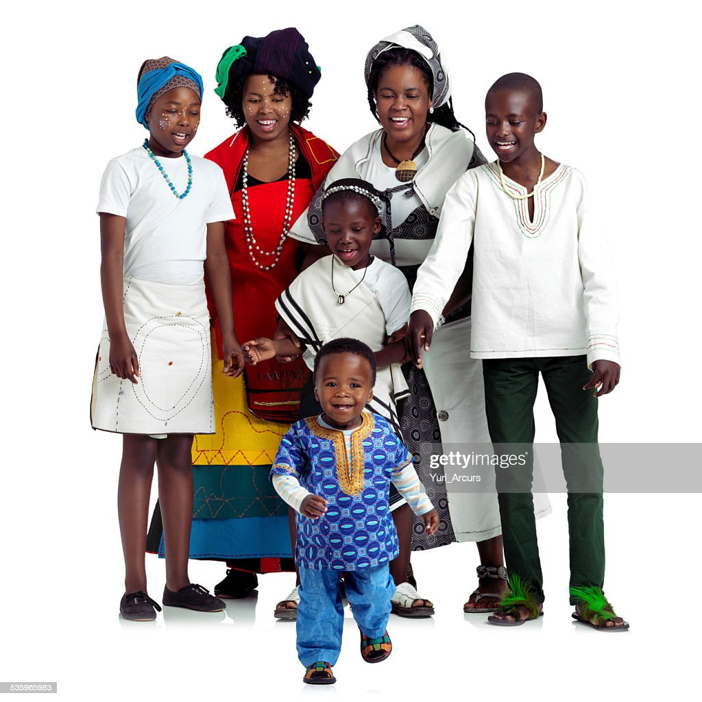 Family starts in your heart : Stock Photo