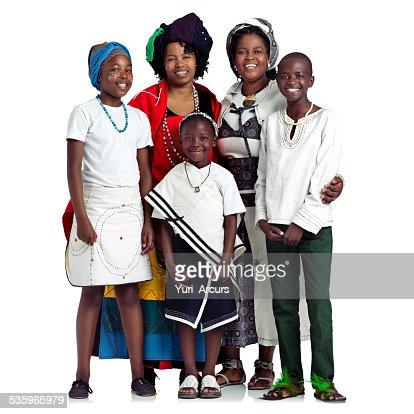 Family ties : Stock Photo