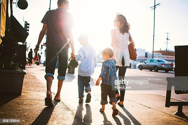 Family Vacation at Venice Beach