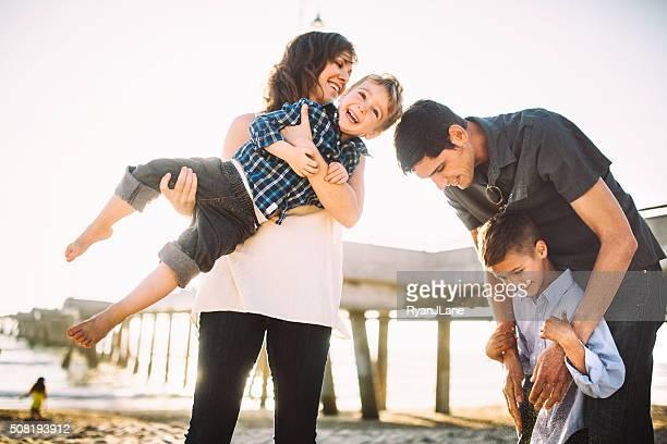 Vacances en famille à Venise Plage