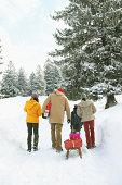 Girl: (12-14), boy: (8-10). Garmisch-Partenkirchen, Germany