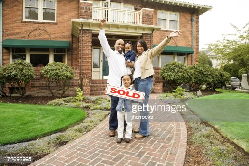 Family with Sold Home