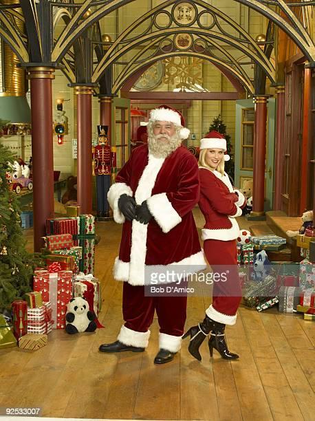 Family's Original Movie 'Santa Baby 2 Christmas Maybe' stars Paul Sorvino as Santa Claus and Jenny McCarthy as Mary Class