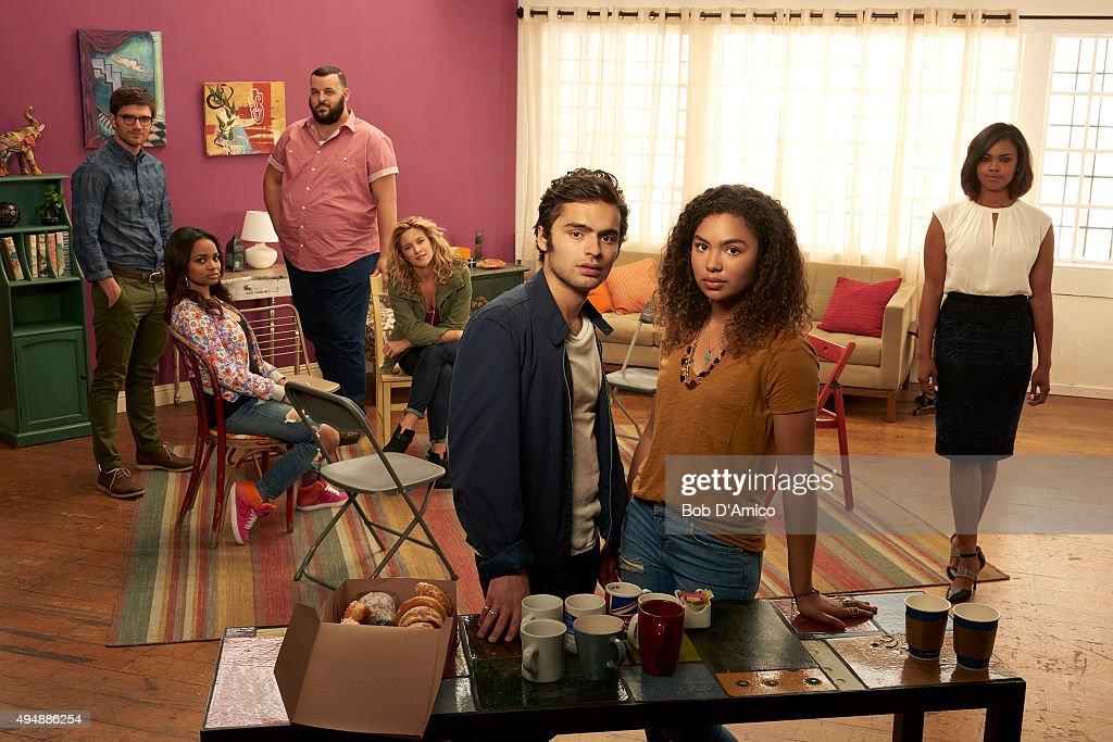 Family's 'Recovery Road' stars David Witts as Craig Kyla Pratt as Trish Daniel Franzese as Vern Alexis Carra as Cynthia Sebastian De Souza as Wes...