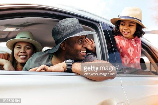 Familie's Reise