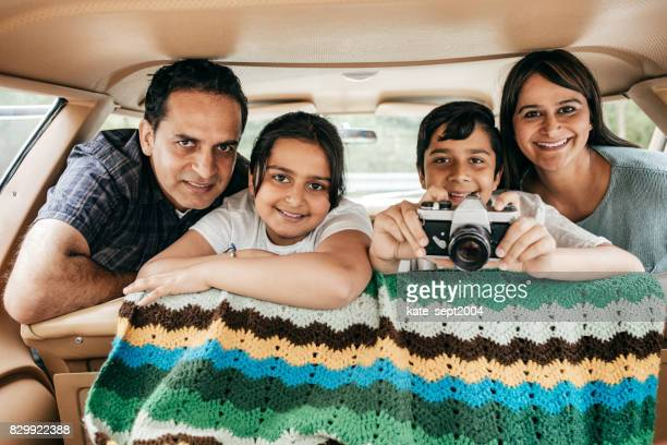 Family's road trip