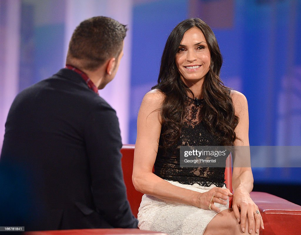 <a gi-track='captionPersonalityLinkClicked' href=/galleries/search?phrase=Famke+Janssen&family=editorial&specificpeople=202594 ng-click='$event.stopPropagation()'>Famke Janssen</a> appears on 'George Stroumboulopoulos Tonight' at CBC Broadcast Centre on April 16, 2013 in Toronto, Canada.