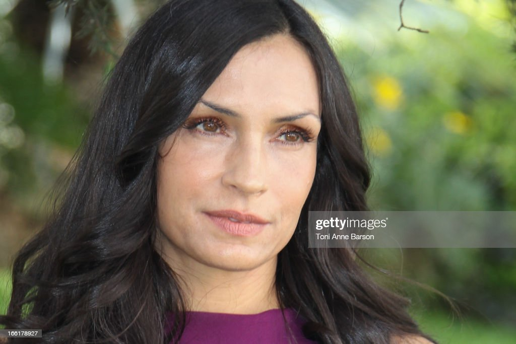 <a gi-track='captionPersonalityLinkClicked' href=/galleries/search?phrase=Famke+Janssen&family=editorial&specificpeople=202594 ng-click='$event.stopPropagation()'>Famke Janssen</a> attends 'Hemlock Grove' Photocall during MIPTV at the Majestic Hotel on April 9, 2013 in Cannes, France.