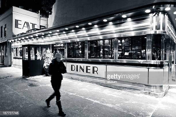 Famous diner in New York