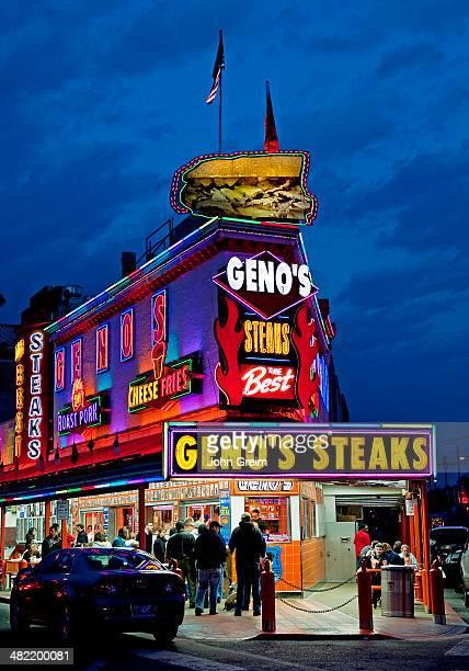 Famous Geno's Steaks