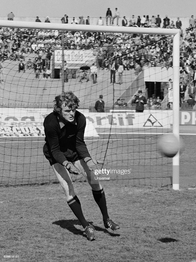 Soccer Sepp Maier