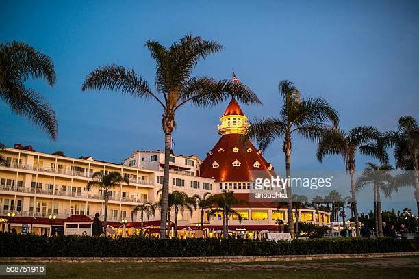 Famous Hotel Del Coronado, USA