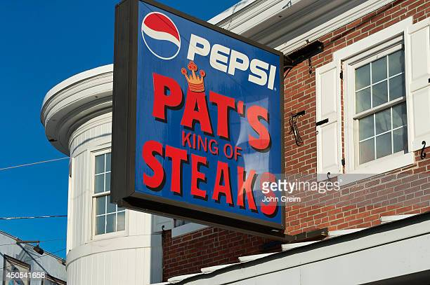 Famous Pat's Steaks in South Philly