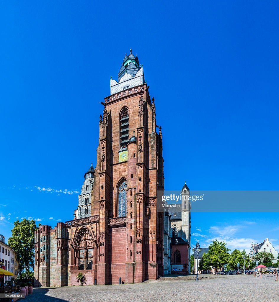 famous Wetzlar dome : Stock Photo