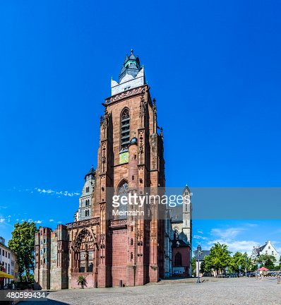 famous Wetzlar dome : Stock Photo