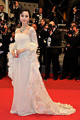Fan Bingbing at the premiere of 'Polisse' during the 64th Cannes International Film Festival