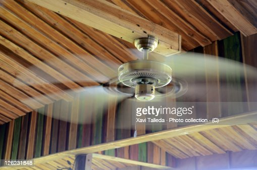 Fan moving : Stock Photo