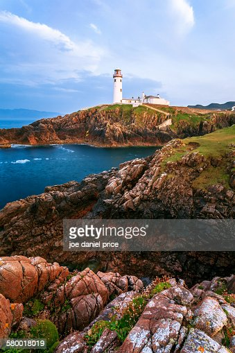 Fanad's Head Lighthouse, County Donegal, Ireland