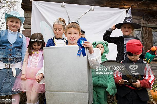 Fancy dress competition