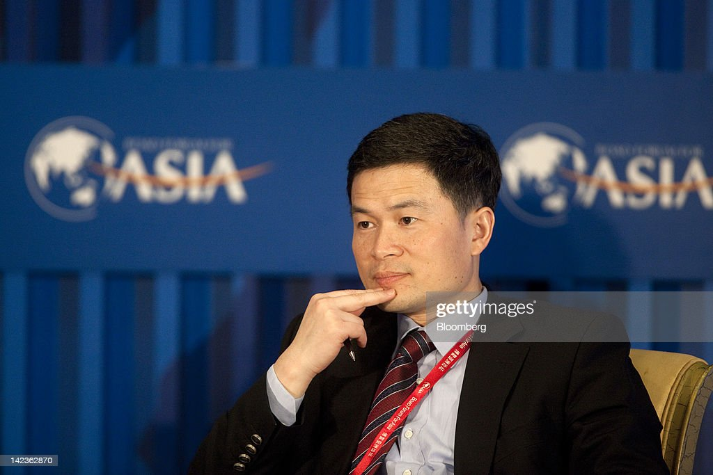 Fang Xinghai, director general of Shanghai's Financial Services Office, attends a session at the Boao Forum for Asia in Boao, Hainan Province, China, on Tuesday, April 3, 2012. The Boao Forum ends today. Photographer: Nelson Ching/Bloomberg via Getty Images
