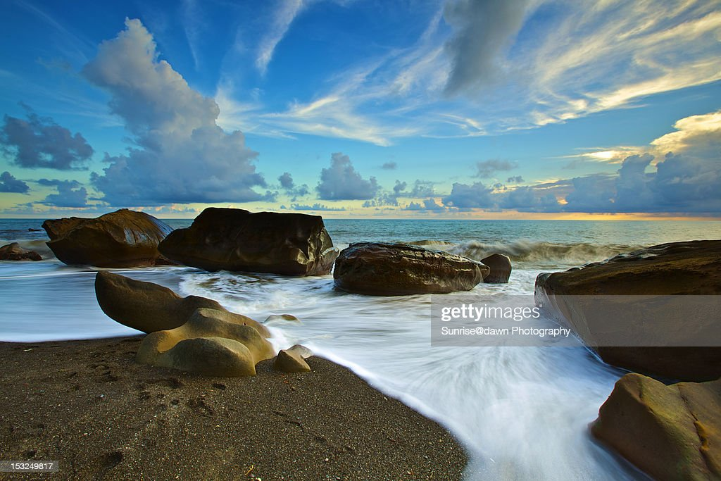 Fangshan in afternoon : Stock Photo