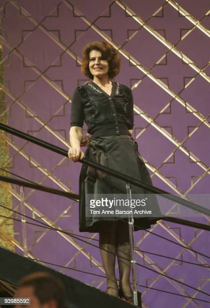 Fanny Ardant attends the John Rabe premiere at the 9th Marrakesh Film Festival at the Palais des Congres on December 4 2009 in Marrakech Morocco