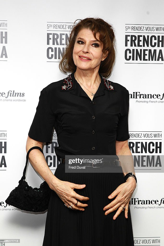 <a gi-track='captionPersonalityLinkClicked' href=/galleries/search?phrase=Fanny+Ardant&family=editorial&specificpeople=221685 ng-click='$event.stopPropagation()'>Fanny Ardant</a> attends the opening night of the Rendez-Vous with French Cinema at Curzon Soho on April 23, 2014 in London, England.