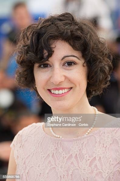 Fanny Laure Malo attends the 'Sarah Prefere La Course' Photo call during the 66th Cannes International Film Festival