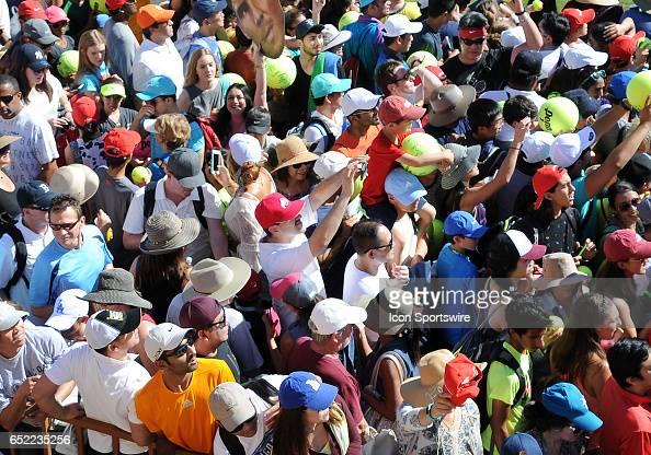 TENNIS: MAR 11 BNP Paribas Open : Photo d'actualité