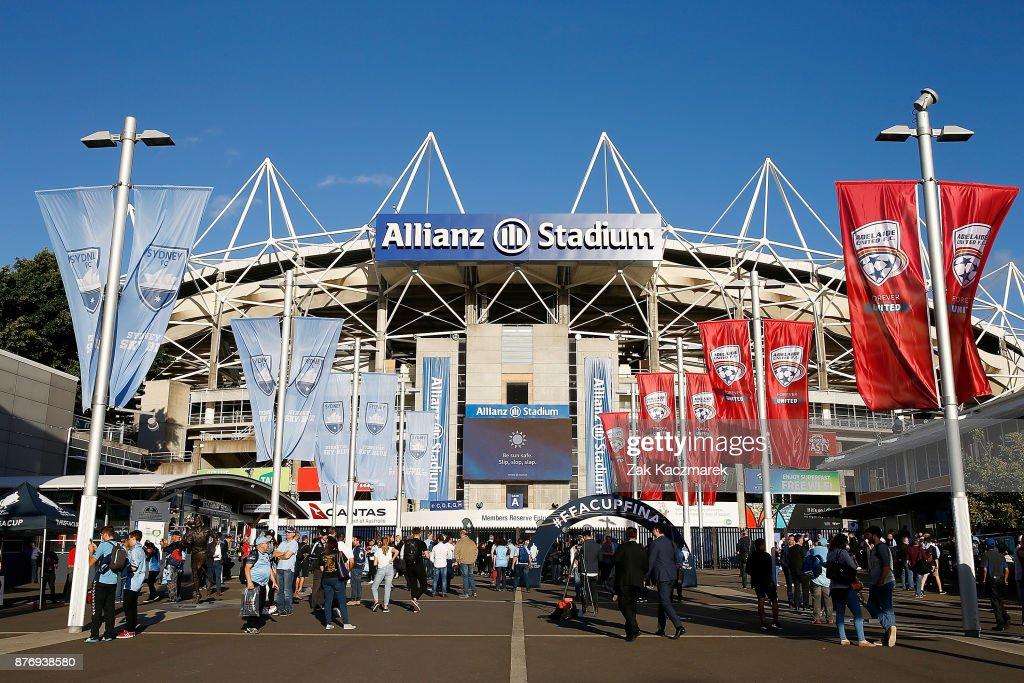 FFA Cup Final - Sydney v Adelaide
