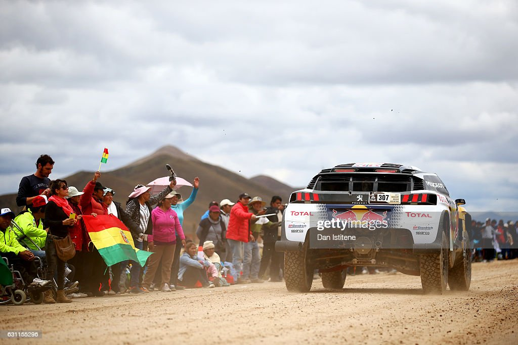 2017 Dakar Rally - Day Six