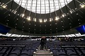 GBR: Tottenham Hotspur New Stadium Fan Event