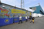 GBR: Torquay United v Hungerford Town - Vanarama National League South