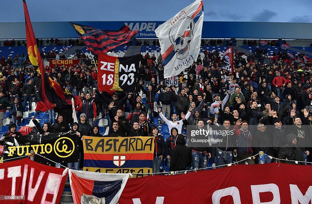 US Sassuolo Calcio v Genoa CFC