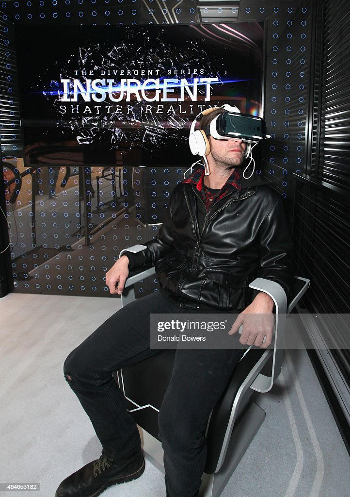 "Fans of the Divergent series check out the ""The Divergent Series Insurgent – Shatter Reality"" Samsung Gear VR Experience The Divergent Series..."