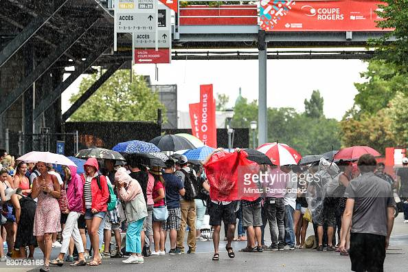 Rogers Cup presented by National Bank - Day 9 : News Photo