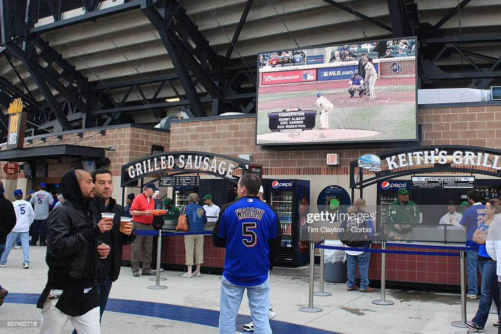 Image result for baseball game food getty images