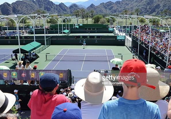 TENNIS: MAR 08 BNP Paribas Open : Photo d'actualité