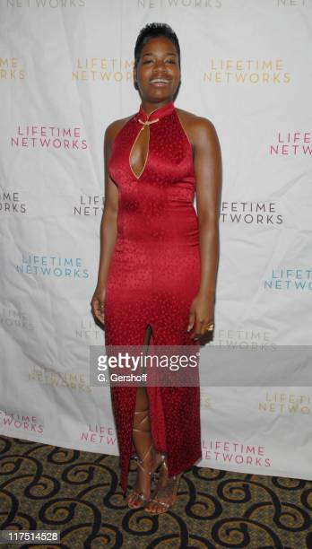 Fantasia Barrino during Lifetime Television Upfront 200607 at Grand Hyatt Hotel in New York City New York United States